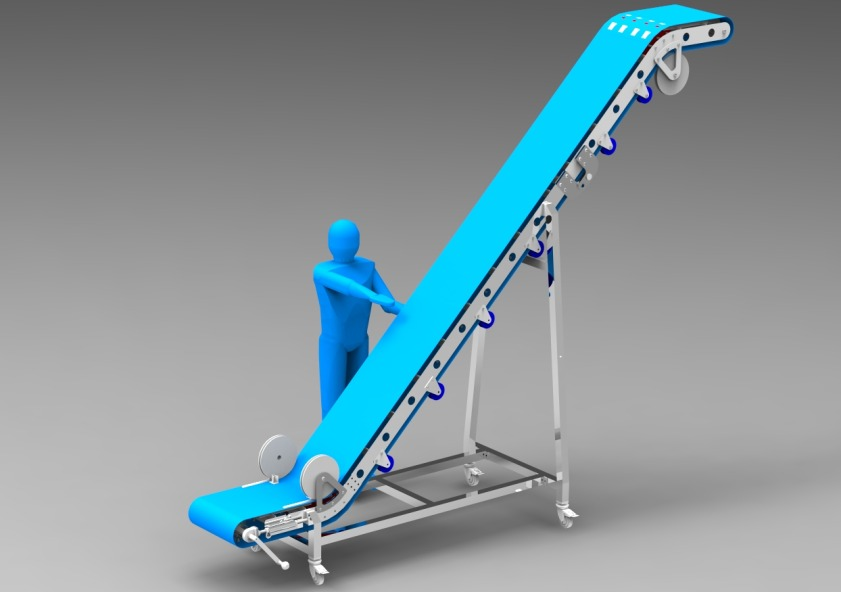 We Build Custom Conveyors Powerbelt Conveyor Systems