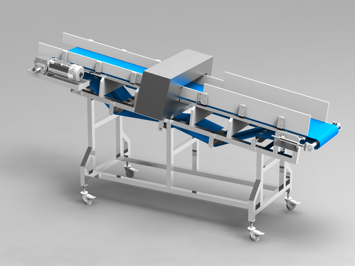 Powerbelt Conveyor Systems Manufacturer Ontario Canada
